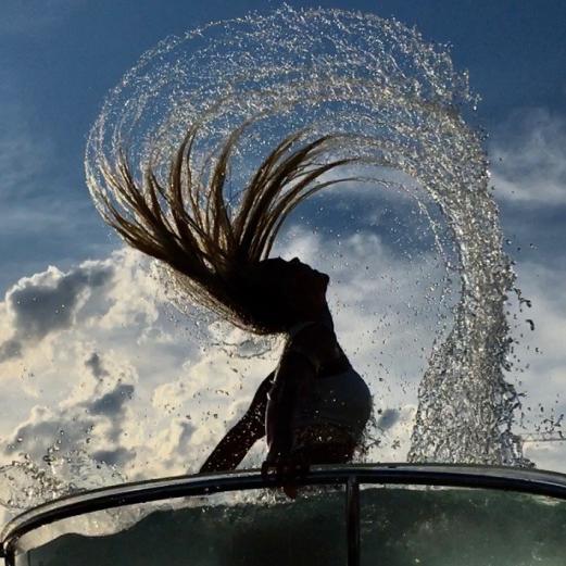 Wasser-Artistik