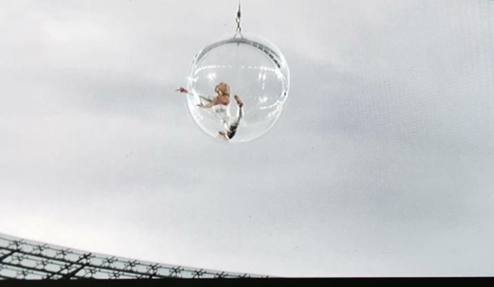 aerial ball sport gala