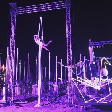 aerial silk festival