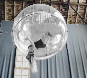 aerial ball